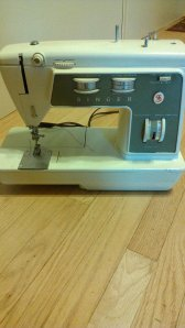 sewing machine!
